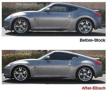 Eibach Pro Kit Nissan 370Z - Click to Order!